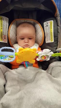 Ezekiel Wayne 3-6 months