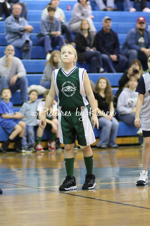 2012 CTK 5th Grade Girls Basketball