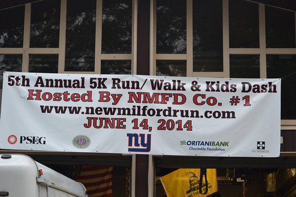 5th Annual New Milford Fire Co. 1 5K Run/Walk and Kids Dash