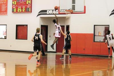 Timpson @ Shelbyville Boys Basketball