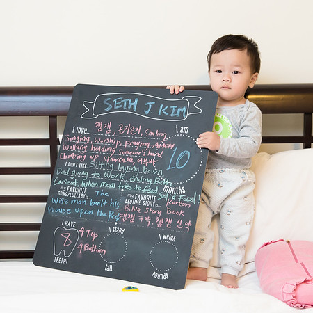 Seth 10-12 months