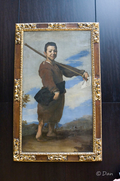 Louvre - The Clubfoot