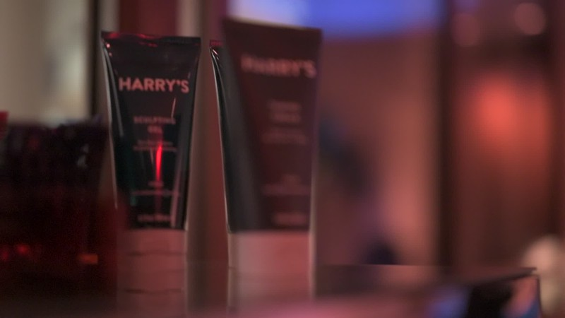 Hair By Harry's Launch Event NYC Videos
