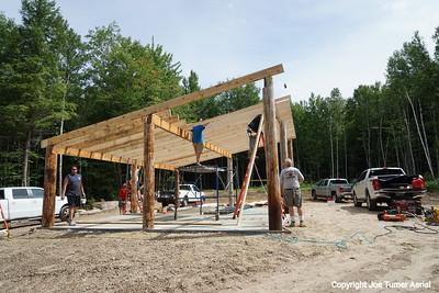 Lions Camp Pride Build