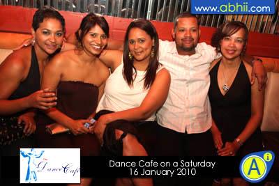Dance Cafe - 16th Jan 2010