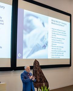 11th annual Dr. Philip Pumerantz Distinguished Lectureship.