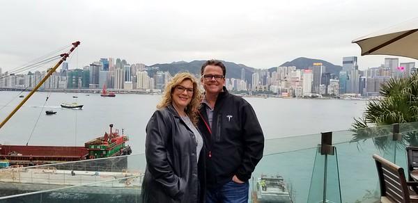 2018/01 - Hong Kong, China