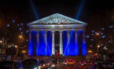 Paris ... in the Noel spirit