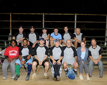 Softball vs. Boston Capital, 8-21-08