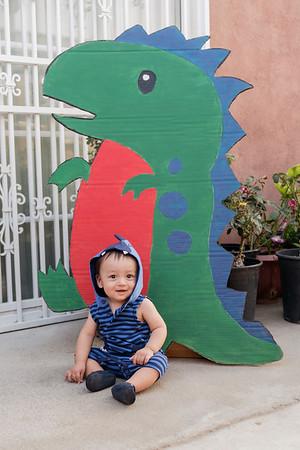 8.25.2018 / Philip's 1st Birthday / Los Angeles, California