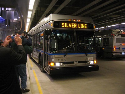 Silver Line Opening
