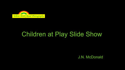 Children at Play Slideshow