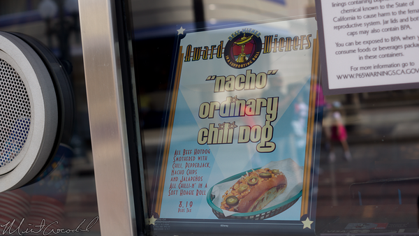 Disneyland Resort, Disney California Adventure, Hollywood Land, Hollywood, Land, Award, Wieners, Nacho, Avengers