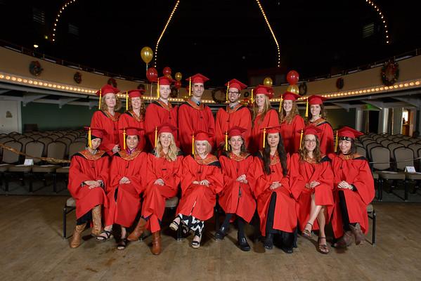 Graduation - Santa Cruz Dec 2015 - Group