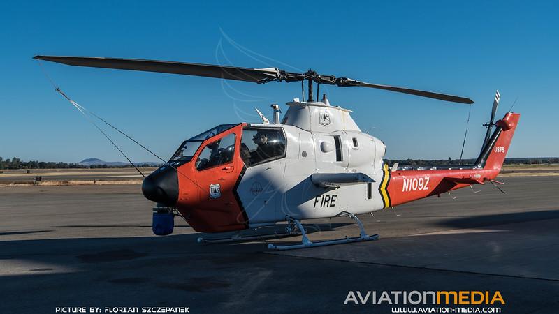 US Forest Service / Bell AH-1G Cobra / N109Z