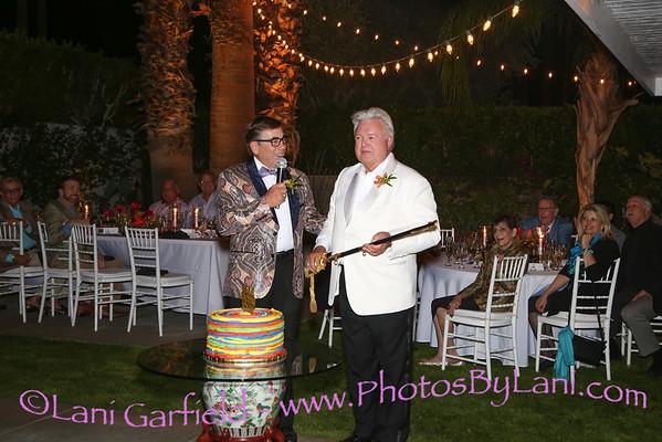 Rob and Bob's Anniversary Dinner 11/15/16
