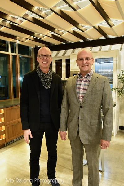 David Bjorngaard and Sean Tryder