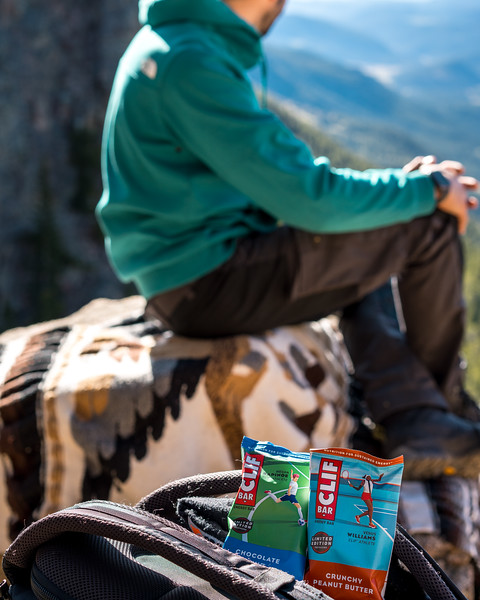 Sponsored Brand Collaboration | Clif Bar Limited Edition Packaging June 2020