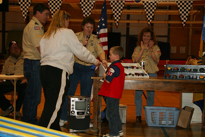 2006 Pinewood Derby