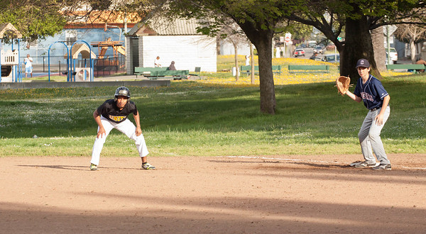 Baseball VS College Prep-4/3/2013