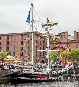 Three Festivals Tall Ships Regatta (Liverpool) - 26/05/18