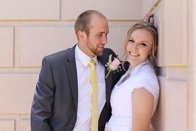 Kaitlyn Clare and Ryan Romney Wedding 6-6-15