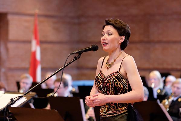 Hjemmeværnet og Tatiana Kisselova