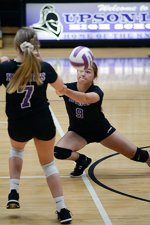 August 20, 2019 -  Varsity Volleyball vs Pike Co.