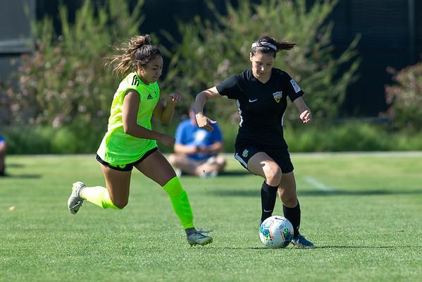 2019-07-09 Girls Beach FC vs Solar