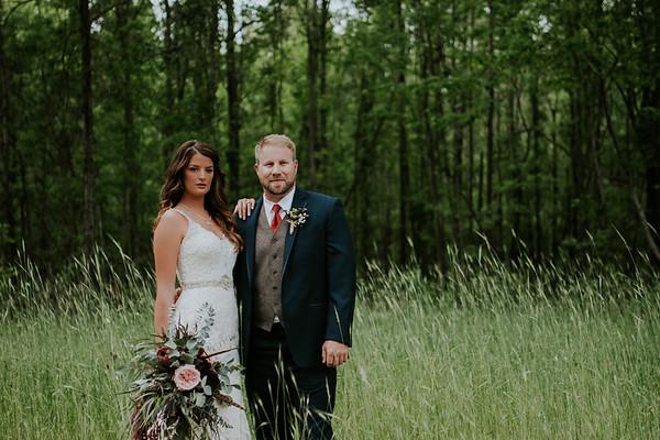 Hanna & Matt Wedding Day