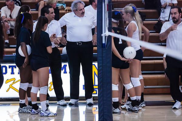 JV Girls vs Notre Dame