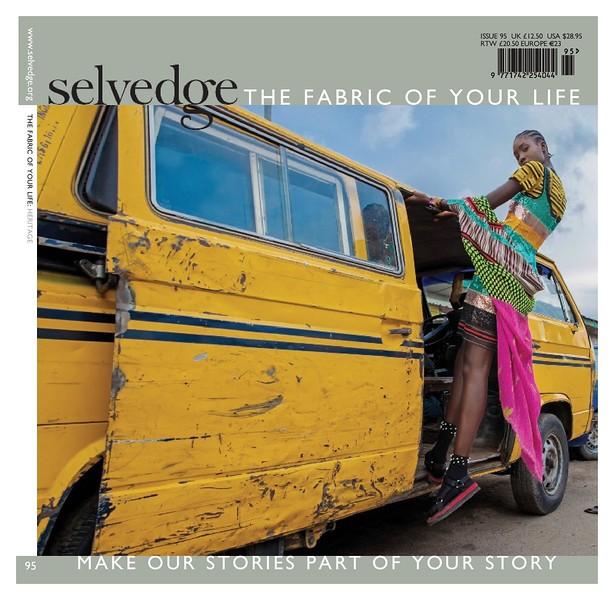 Selvedge Magazine #95