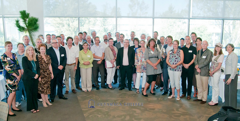 Cuyamaca College Welcomes Dutch Educators