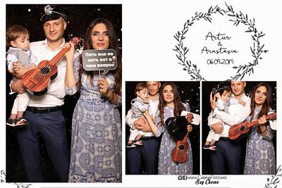 Artur+Anastasia 06.09.2019
