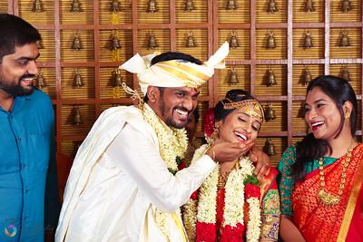 Aishwariya + Kartik