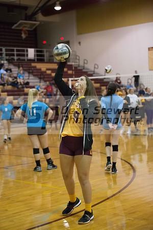 SCHS V G Volleyball 9-12-18