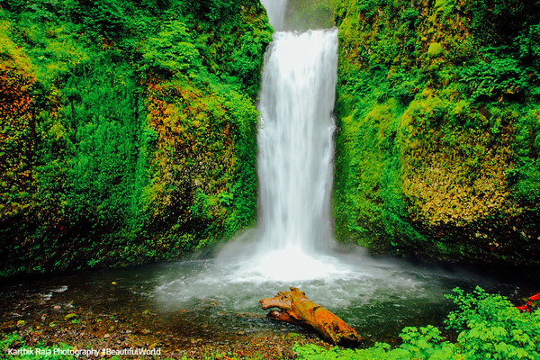 Columbia River Gorge National Scenic Area, Historic Columbia River Highway, All-American Road, Oregon