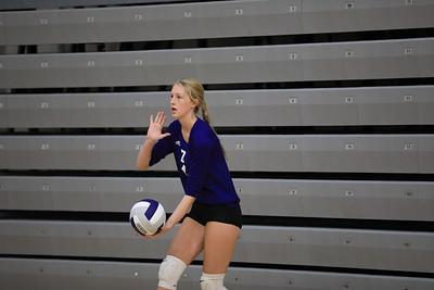 Varsity Volleyball 1 Sept 2020