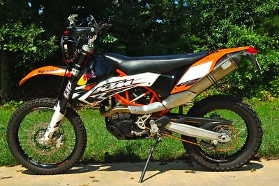 2009 KTM690R Enduro