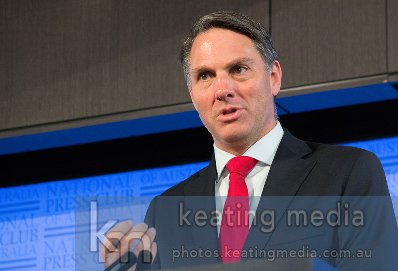 Richard Marles at the National Press Club