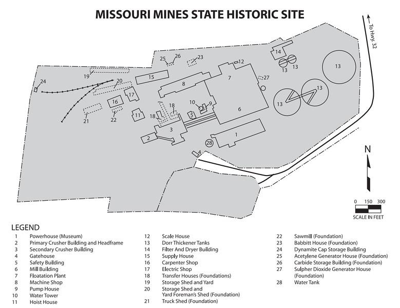 Missouri Mines State Historic Park