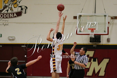 El Modena Basketball