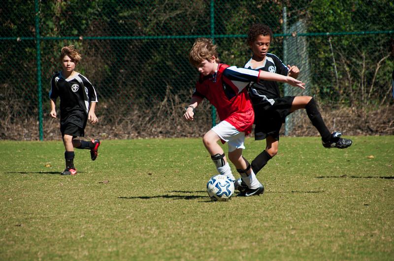 PRUMC Ninjas Soccer Game 2