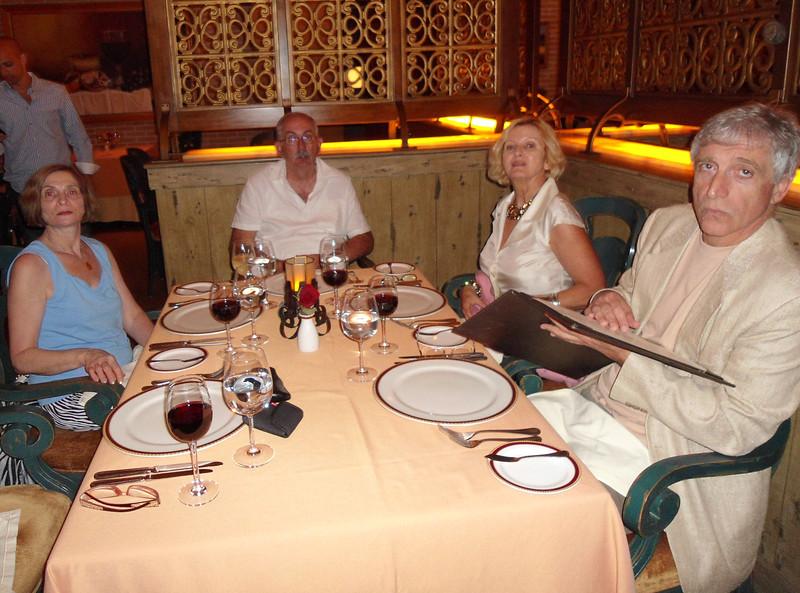 At Bordeaux restaurant - 4