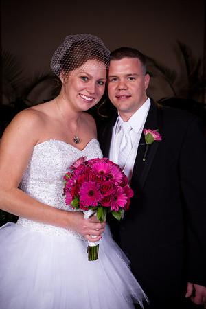 Clay & Megan Wedding