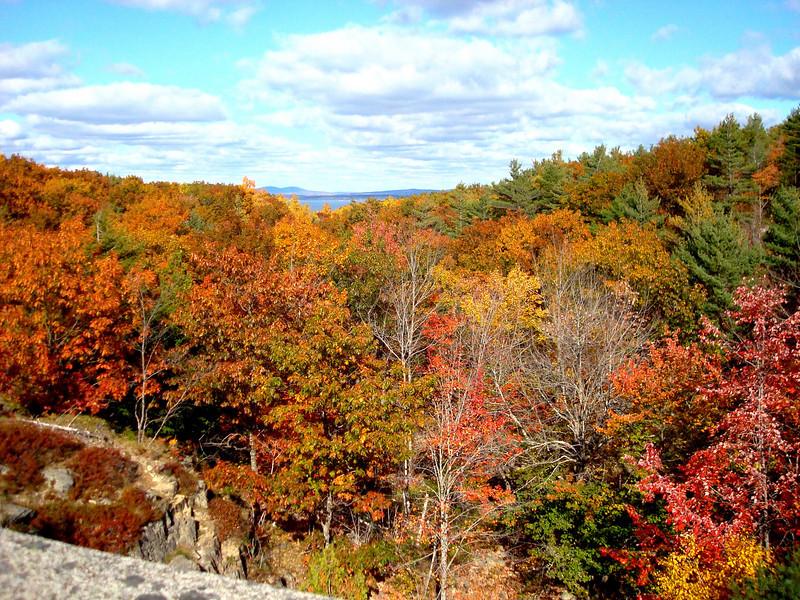 Acadia in Full color
