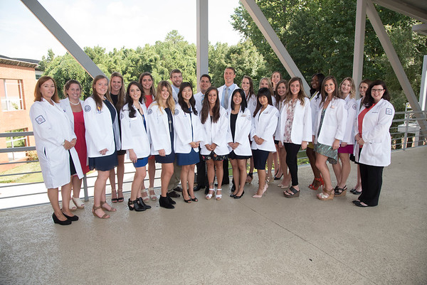 PCOM PA White Coat Ceremony 2016