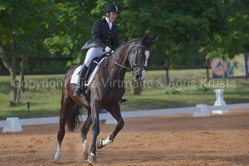 Baltic Dressages League 14.06.2014 /