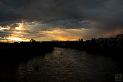 Missoula Sunsets