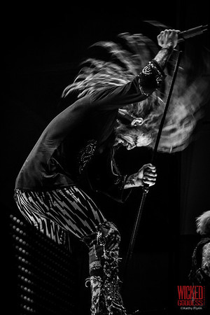 Rob Zombie at Mayhem Festival